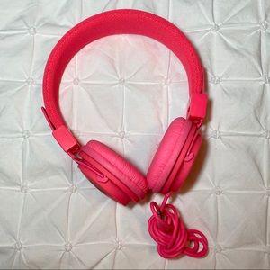 VS PINK Headphones